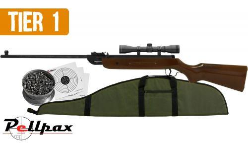 Stinger Starter Air Rifle Kit .22