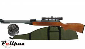 Stinger UL Starter Air Rifle Kit .177