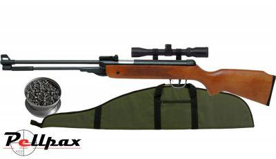 Stinger UL Starter Kit - .177 Air Rifle