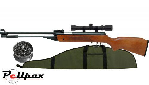 Stinger UL Starter Kit - .22 Air Rifle
