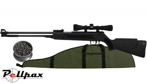 Stinger UL Tactical Starter Air Rifle Kit .22