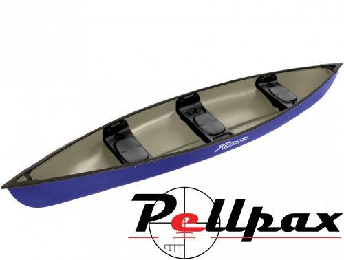 Sun Dolphin Scout Elite 14' Canoe - Navy