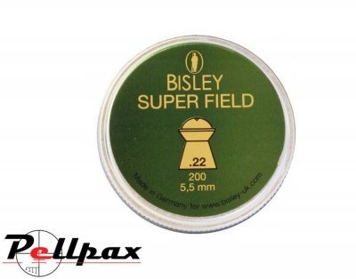 Bisley Super Field .22 Pellets x 200