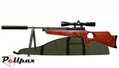 Super Stealth Rat Controller Pro Kit - .22 CO2 Air Rifle