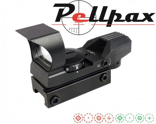 Swiss Arms Holosight Red and Green Weaver Mount