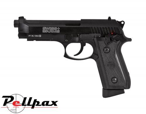 Swiss Arms P-92 - 4.5mm BB Air Pistol