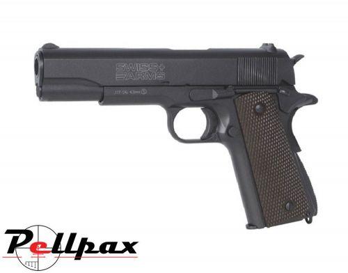 Swiss Arms SA P1911 - 4.5mm BB Air Pistol
