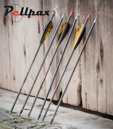 Take Down Arrows (For Folding Survival Bow) - Pack of 3