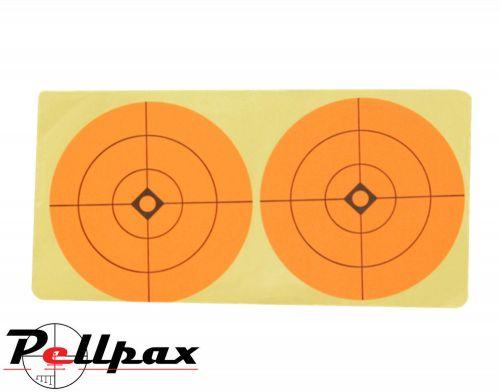 """Target Stickers 3"""" Diameter By Jack Pyke"""