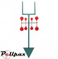 Red Spinner Set by Bisley