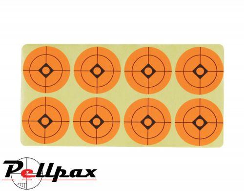 """Target Stickers 2"""" Diameter By Jack Pyke"""