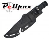 Tatical Rubber Knife With Hard Holster