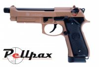 Taurus PT92 Tan CO2 6mm Airsoft