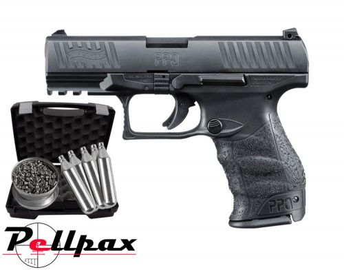 Walther PPQ Kit .177 - CO2 Air Pistol