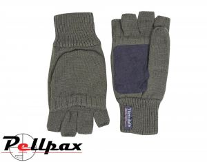 Thinsulate Shooters Mitts