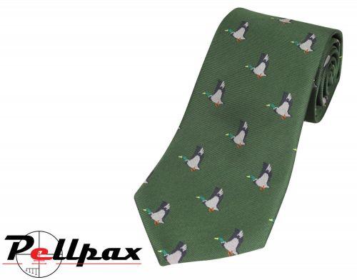Shooting Ties Duck By Jack Pyke in Green