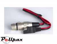 Tracer Bullet to 4 Pin XLR