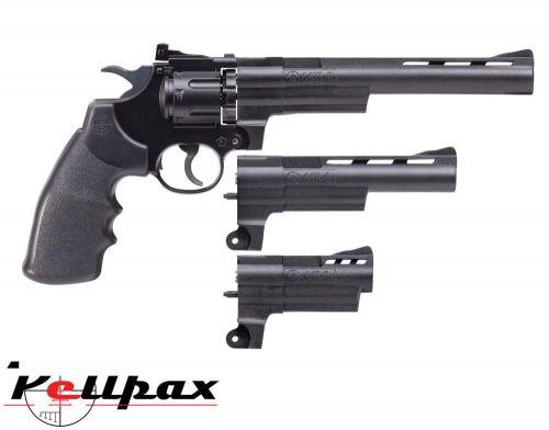 Crosman Triple Threat Vigilante - 4.5mm BB & .177 Pellet