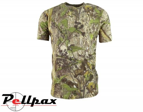 Hunting T-Shirt By Huntsbury - English Hedgerow