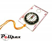 Ultimate Surival Waypoint Orienteering Camping Map Compass