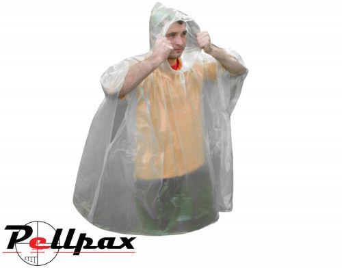 Ultimate Survival Emergency Waterproof Rain Poncho