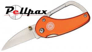 Ultimate Survival Klipp Biner Knife