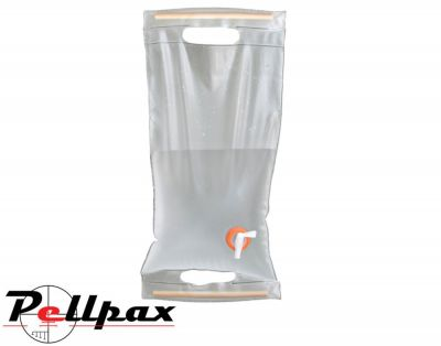 Ultimate Survival Roll Up Water Carrier with Tap - 10L
