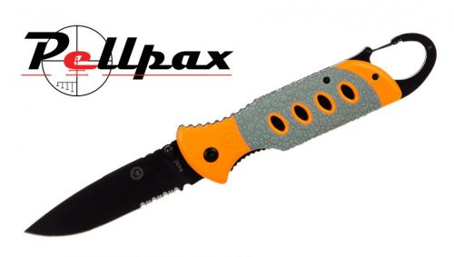 "Ultimate Survival SaberCut 3.5"" Folding Knife"