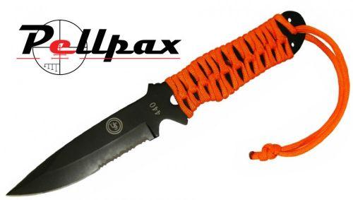 Ultimate Survival SaberCut Para Knife 3.0 - Orange