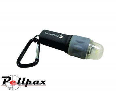 Ultimate Survival SplashFlash LED Light - Black