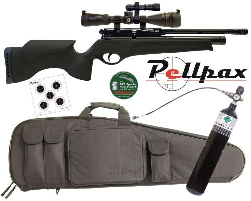 BSA Ultra SE Multi Shot Tactical Complete Kit .22