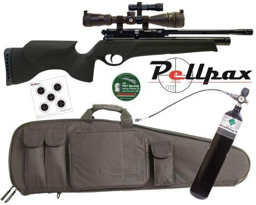 BSA Ultra SE Multi Shot Tactical Complete Kit .177