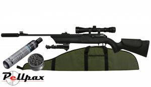 Umarex 850 Air Magnum XT Deluxe CO2 Air Rifle Kit .22