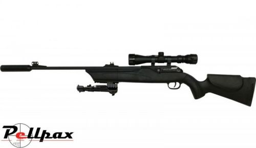 Hammerli 850 Air Magnum XT Kit - .177 CO2 Air Rifle