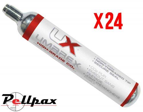 Umarex 88g CO2 Cartridge x 24 Bulk Pack