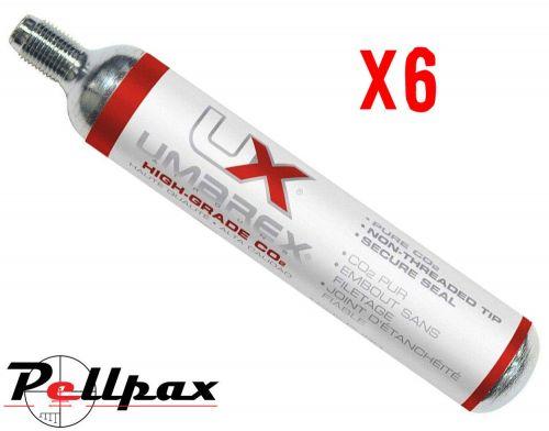 Umarex 88g CO2 Cartridge x 6