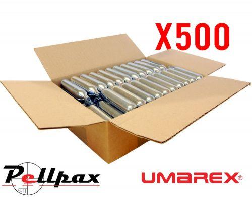 Umarex 12g CO2 Capsule Bulk Pack x 500