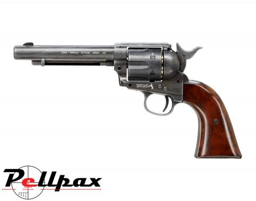 Umarex Colt Peacemaker Antique - 4.5mm BB Air Pistol