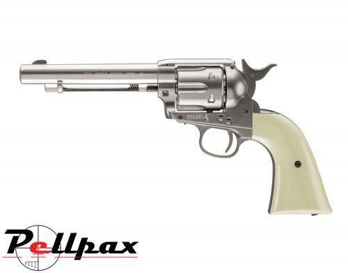 Umarex Colt Peacemaker Nickel - .177 Pellet Air Pistol