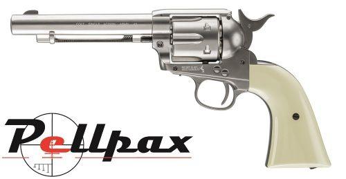 Umarex Colt Peacemaker Nickel - .177 Pellet