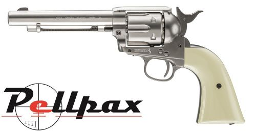 Umarex Colt Peacemaker Nickel - 4.5mm BB