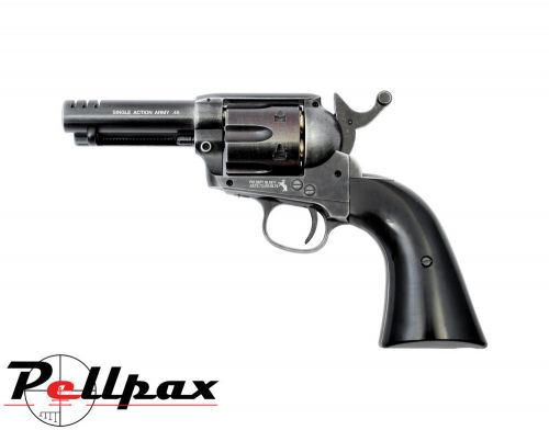 """Umarex Colt Peacemaker SAA 3.5"""" Custom Shop - 4.5mm BB Air Pistol"""