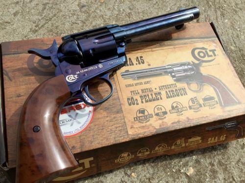 Umarex Colt Peacemaker Blued - .177 Pellet
