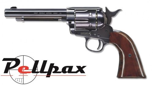 Umarex Colt Peacemaker Blued - 4.5mm BB