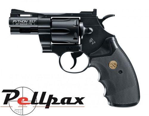 "Colt Python 2.5"" Black - 4.5mm BB"