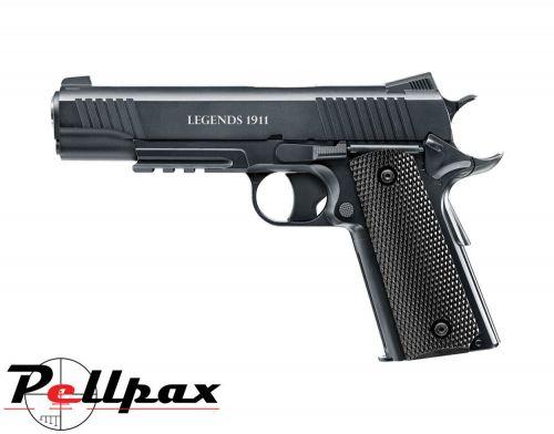 Umarex Legends 1911 - 4.5mm BB Air Pistol