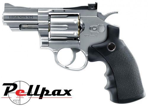 Umarex Legends S25 Revolver - .177 Pellet