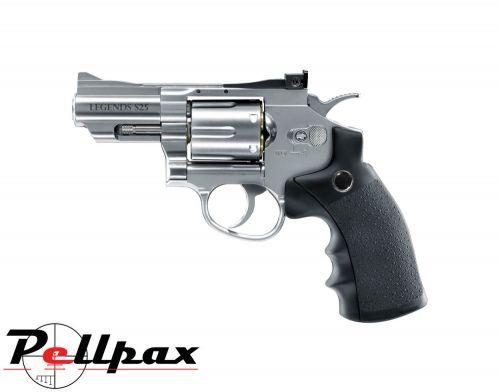 Umarex Legends S25 Revolver - .177 Pellet Air Pistol