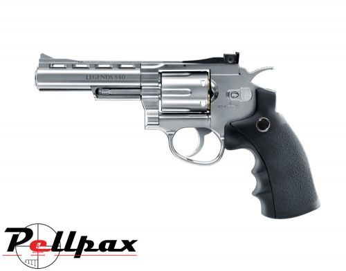 Umarex Legends S40 Revolver - .177 Pellet Air Pistol