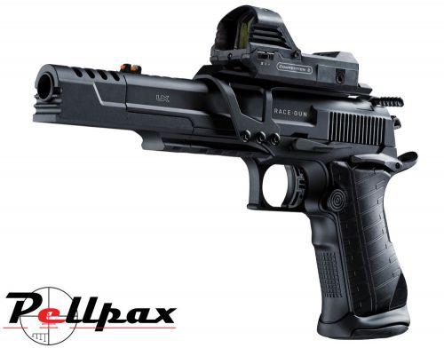Umarex Race Gun 4.5mm BB CO2 Pistol + Hard Case - Second Hand